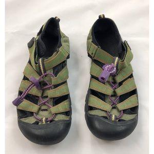 Keen Newport Green Hiking Water Sport Sandals